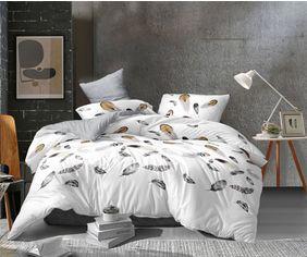 Комплект постельного белья MirSon Бязь 17-0009 Valdeta 143х210 (2200001383357) от Rozetka