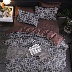 Акция на Комплект постельного белья MirSon Бязь 17-0010 Alma 143х210 (2200001385375) от Rozetka