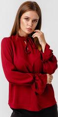 Блузка Lilove 019-4 L (46) Бордовая (ROZ6400001881) от Rozetka