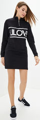 Платье Lilove 043-2 M (44) Черное (ROZ6400001764) от Rozetka