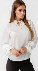 Блузка Lilove 019 XL (48) Белая (ROZ6400001864) от Rozetka