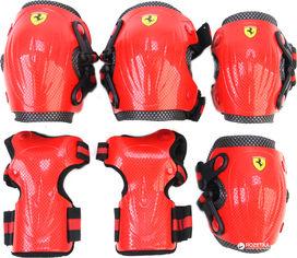Защита Ferrari FAP16 3 в 1 размер L Красная (6947045614769) от Rozetka