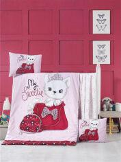 Комплект детского постельного белья ранфорс LightHouse Tiny Cat Детский комплект от Podushka