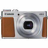 Фотоаппарат CANON PowerShot G9 X Mark II Silver (1718C012AA) от Foxtrot