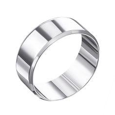 Акция на Обручальное серебряное кольцо 000133406 000133406 20.5 размера от Zlato