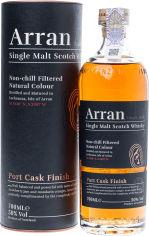 Акция на Виски Arran Port Cask 0.7 л 50% в тубусе (5060044481864) от Rozetka