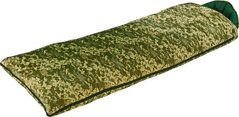 Спальный мешок одеяло Champion Tourist Камуфляжный (TI-14-KH) от Rozetka