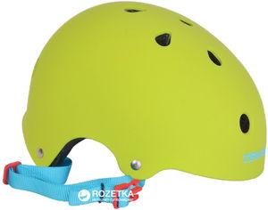 Шлем защитный Tempish Skillet X размер S/M Салатовый (102001084(lucky)S/M) (8592678087428) от Rozetka
