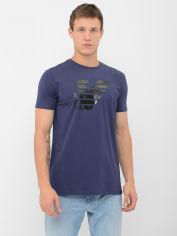 Футболка Armani Jeans 10254.3 S (44) Синяя от Rozetka