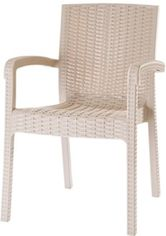 Кресло Violet House 0840 Роттанг CAPPUCHINO TREND LUX (0840 Роттанг CAPPUCHINO TREND LU) от Rozetka