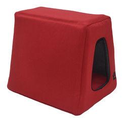 Пирамида Лори Loft №1 25х35х30 см Красная (4823094310017) от Rozetka