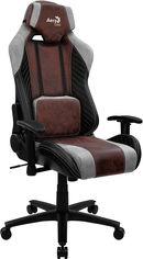 Кресло для геймеров Aerocool BARON Burgundy Red от Rozetka