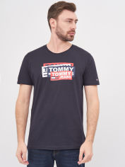 Футболка Tommy Hilfiger 10206.1 XXL (52) Темно-синяя от Rozetka