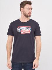 Футболка Tommy Hilfiger 10206.1 M (46) Темно-синяя от Rozetka