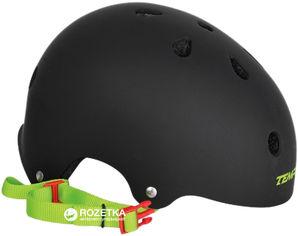 Шлем защитный Tempish Skillet X размер S/M Черный (102001084(electro)S/M) (8592678087381) от Rozetka