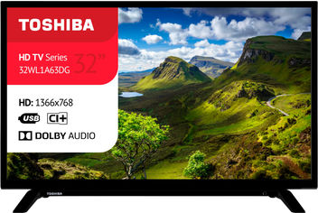 Телевизор Toshiba 32WL1A63DG от Rozetka