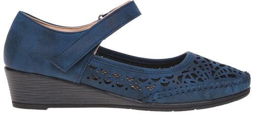 Туфли Inblu AY-1C 37 Серо-синие от Rozetka