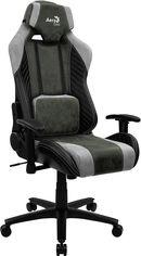 Кресло для геймеров Aerocool BARON Hunter Green от Rozetka