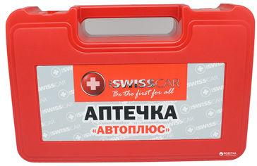 Аптечка медицинская ProSwissCar Автоплюс (4824038003682) от Rozetka