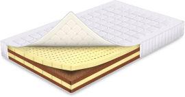 Акция на Матрас Sharm SharmClassic Латекс-сендвич мини 70х200 (ROZ6205218755) от Rozetka