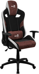 Кресло для геймеров Aerocool COUNT Burgundy Red (COUNT_Burgundy_Red) от Rozetka