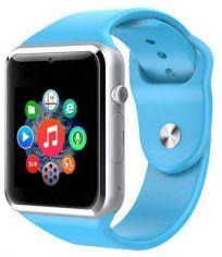 Смарт-часы UWatch A1 Blue от Територія твоєї техніки