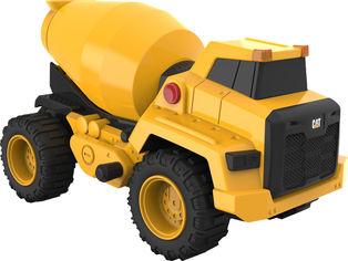 Игрушка Funrise CAT Мощные машины Бетономешалка со светом и звуком 30 см (82269) (021664822692) от Rozetka