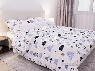 Детское постельное белье SoundSleep Forestry ранфорс Детский комплект от Podushka