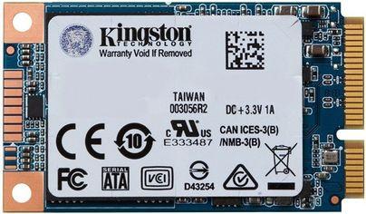 SSD накопитель KINGSTON UV500 480GB mSATA SATAIII ( SUV500MS/480G ) от MOYO