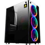 Корпус 1STPLAYER X2-R1 Color LED Black от Foxtrot