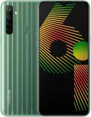 Акция на Realme 6i 4/128GB Green (UA UCRF) от Y.UA