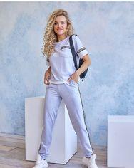 Спортивные костюмы ISSA PLUS 11960  S серый от Issaplus