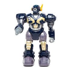 Робот-воин Hap-p-kid черный со световым и звуковым эффектами 17,5 см (3576T-3579T-4) от Будинок іграшок