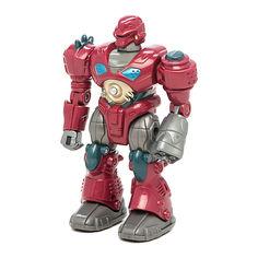 Робот-воин Hap-p-kid MARS Красный с эффектами (3576T-3579T-1) от Будинок іграшок