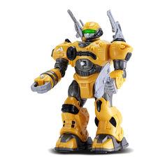 Робот-воин Hap-p-kid MARS Желтый с эффектами (3576T-3579T-2) от Будинок іграшок
