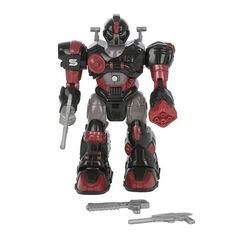 Игрушечный робот Hap-p-kid Черно-красный с эффектами (3576T-3579T-5) от Будинок іграшок