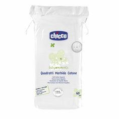 Акция на Салфетки-полотенечко хлопковые, 60 шт. от Chicco
