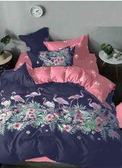 Комплект постельного белья MirSon Бязь 17-0024 Isaura 175x210 (2200001396678) от Rozetka