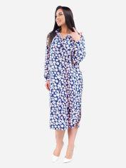 Платье ISSA PLUS 11786 L Синее (2000315057872) от Rozetka