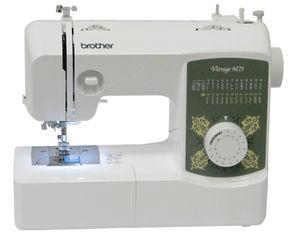 Швейная машина BROTHER Vitrage M75 от Rozetka