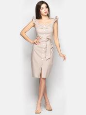 Платье Larionoff Lyalya 42 Кофейное (Lari2000005636110) от Rozetka
