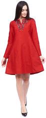 Платье Edelvika 398-19/00 44 Красное (2100000452101) от Rozetka