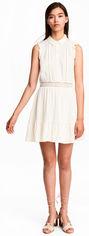Платье H&M Divided XAZ070395IZOZ 44 Молочное (DD2000003944590) от Rozetka