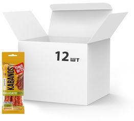 Упаковка кабаносов Дмитрук One Bite Delicate из мяса птицы 50 г х 12 шт (4820179000689) от Rozetka