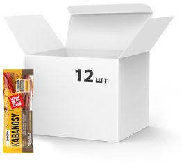 Упаковка кабаносов Дмитрук One Bite свиные с добавлением курицы 50 г х 12 шт (4820179000719) от Rozetka