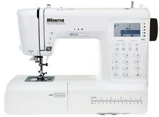 Акция на Швейная машина MINERVA DECOR PROFESSIONAL от Rozetka