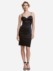 Платье H&M XAZ127840IEXM 44 Черное (DD2000002010982) от Rozetka