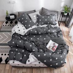 Комплект постельного белья MirSon Бязь 17-0030 Berto 143x210 (2200001396418) от Rozetka