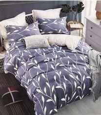 Акция на Комплект постельного белья MirSon Бязь Premium17-0038 Ernesta 143x210 (2200001396494) от Rozetka