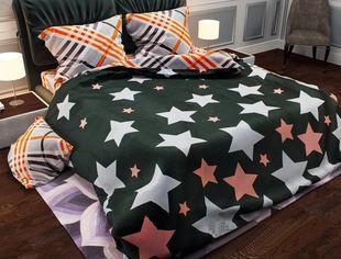 Комплект постельного белья MirSon Бязь 17-0037 David 175x210 (2200001396807) от Rozetka